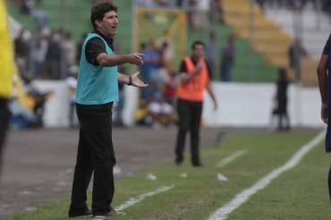 """Héctor Vargas: """"Motagua fue beneficiado por los árbitros"""""""