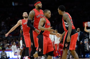 Raptors 110, Clippers 98; Lowry tomó el Staples