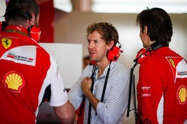 Ferrari, un 'cuento de hadas' para Vettel
