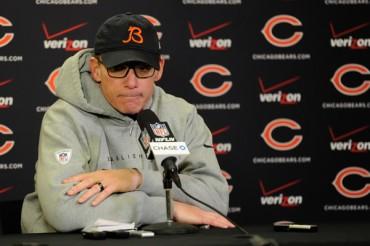 Marc Trestman fue despedido de los Bears