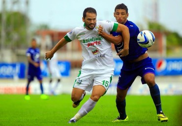 Platense saca empate al actual campeón Motagua