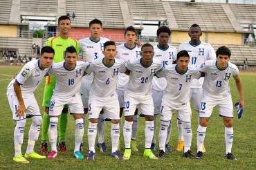 Sub-20 de Honduras a juego decisivo contra México en Pre-Mundial