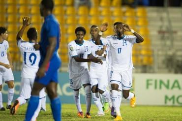 Honduras va a un juego de trámite hoy ante Canadá