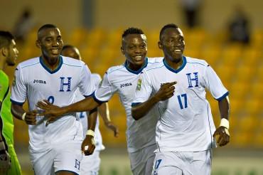 Honduras Sub-20 se deja empatar al ultimo minuto ante El Salvador