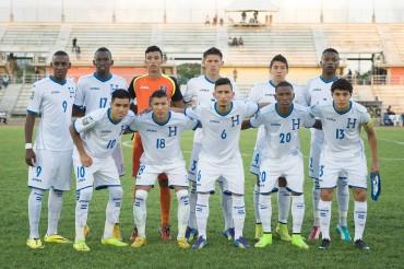 Honduras Sub-20 hará su segunda presentación hoy ante Cuba