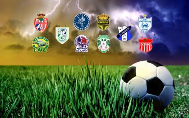 Liga Nacional hizo oficial la primera jornada del Torneo Clausura