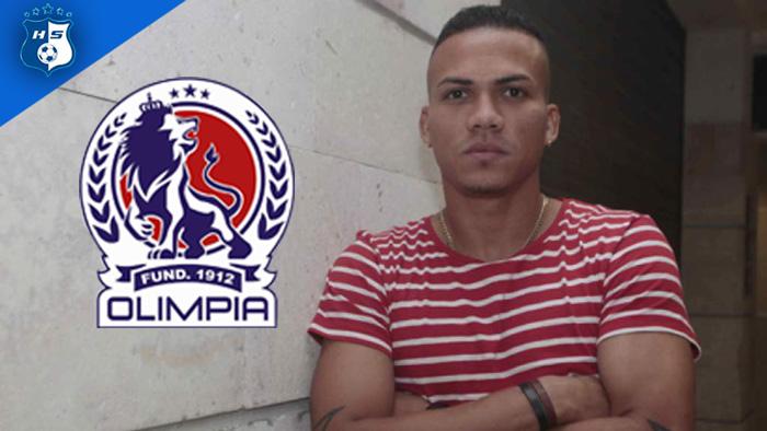 Arnold Peralta confirmado como nuevo refuerzo de Olimpia
