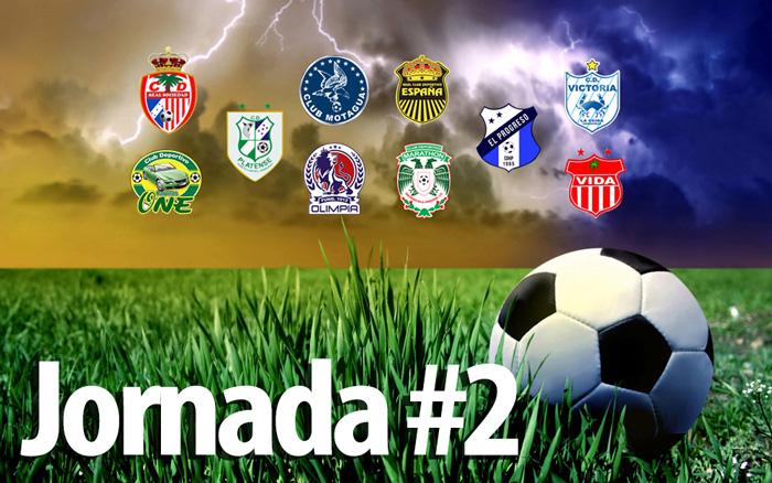 Gran Jornada #2 de Liga Nacional, con 24 goles y grandes sorpresas