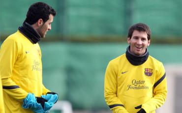 """Busquets: """"Messi es el dueño de su futuro"""""""