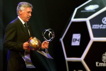 """Ancelotti: """"En 2015 no nos ponemos límites"""""""