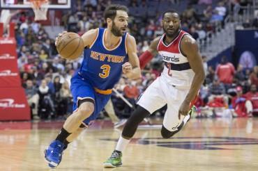 Los Wizards dejan a los Knicks con la peor racha de su historia