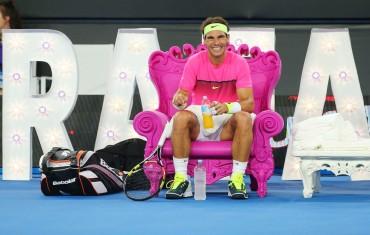 """Rafa Nadal: """"Mi cuerpo ya no reacciona como cuando tenía 20 años"""""""