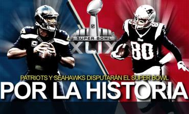 Seahawks Vs. Patriots, listos los invitados al Super Bowl XLIX