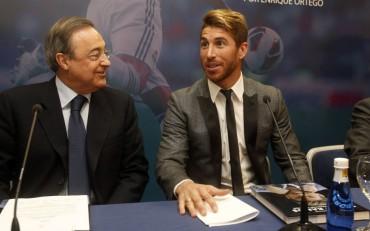 Ramos no acepta la primera oferta de renovación