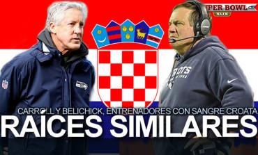 Belichick vs. Carroll, duelo de 'croatas' en Super Bowl