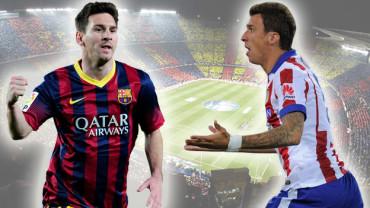 El Camp Nou acoge esta tarde al Barça-Atlético en la Copa del Rey