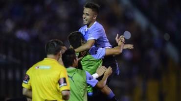 Uruguay, Colombia y Brasil avanzan