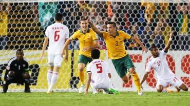 Australia cumple los pronósticos y es finalista