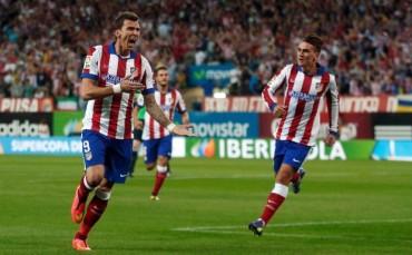 Mandzukic, duda para el de vuelta ante el Madrid
