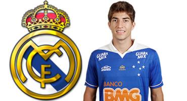 Lucas Silva ya es del Real Madrid