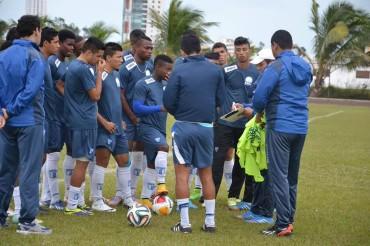 La Sub-20 de Honduras ser reporta lista para enfrentar a El Salvador