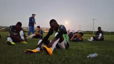 Sub-20 de Honduras ya prepara en Jamaica su debut en Pre-Mundial