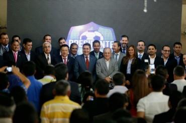7 de febrero, se inaugura la primera edición de la Copa Presidente