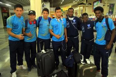 Selección Sub-20 de Honduras viajo hoy rumbo a Tailandia