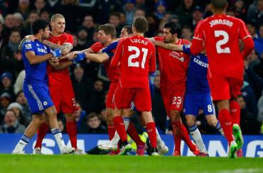 """Diego Costa, acusado de """"conducta violenta"""" por la FA"""
