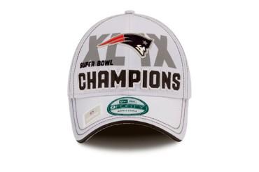 Revelaron gorras oficiales del Campeón del SB XLIX