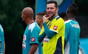 Javier Delgado y sus dirigidos ya piensas en el juego ante Platense