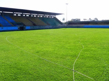 Juticalpa se alista para inaugurar su moderno estadio