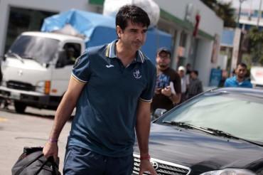El entrenador Diego Vázquez dice que Vargas habla de todos los técnicos