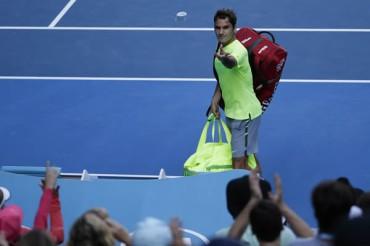 Roger Federer, eliminado del Abierto de Australia