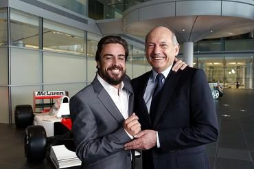 CNN, nuevo patrocinador de McLaren en F1