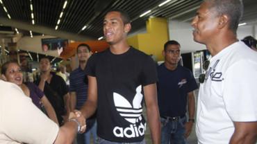 Eddie Hernández ya recibió su visa Mexicana