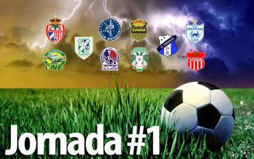 Tabla del Posiciones de Torneo Clausura y Descenso de la Liga Nacional