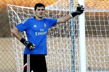 Iker Casillas no descartó jugar en la MLS