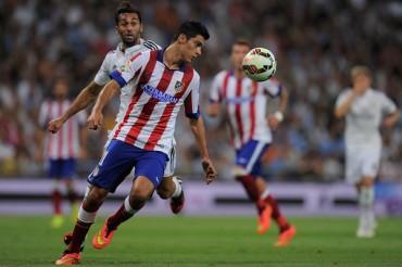 Simeone no quiere que Jiménez salga del Atlético de Madrid