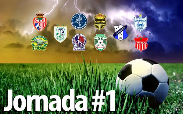Jornada #1 de Liga Nacional con pocas sorpresas, pero muy emocionante