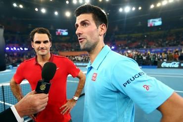 Federer y 'Nole', iniciaron en la cima del ranking