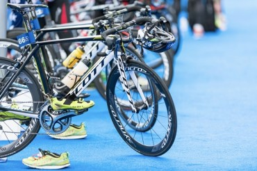 Consejos de transición para triatletas principiantes