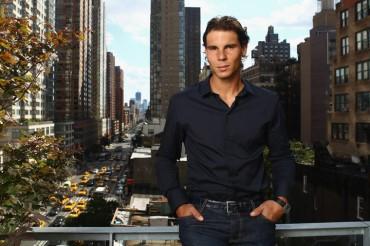 Rafa Nadal, listo para iniciar temporada 2015