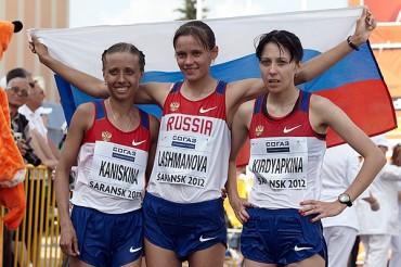 Rusia suspendió a Campeones Olímpicos por doping