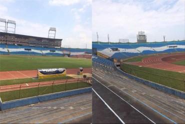 El Estadio Olímpico luce una mejor cara