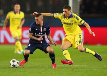 PSG y Chelsea empatan en París (1-1)