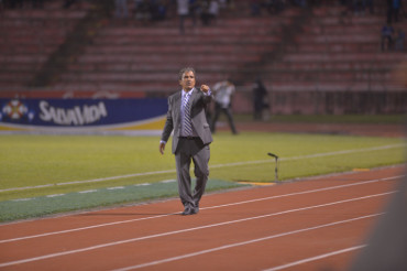 """Jorge Luis Pinto: """"Perder así es duro, pero hay que seguir trabajando"""""""