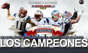 Hombre x Hombre Super Bowl XLIX