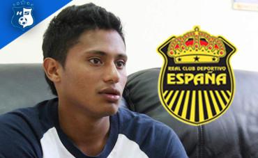 Ramón Núñez es nuevo jugador de la Máquina del Real España