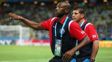 Wanchope, nuevo seleccionador costarricense